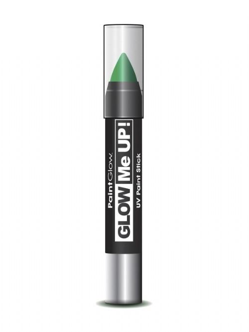 Glow Me Up - UV Paint Stick - Green